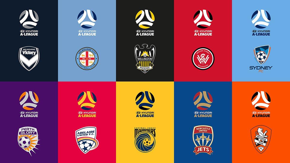 El logo se adaptará a los colores de los equipos | Foto Twitter Oficial
