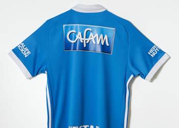 Nueva camiseta titular de Millonarios FC | Foto Adidas