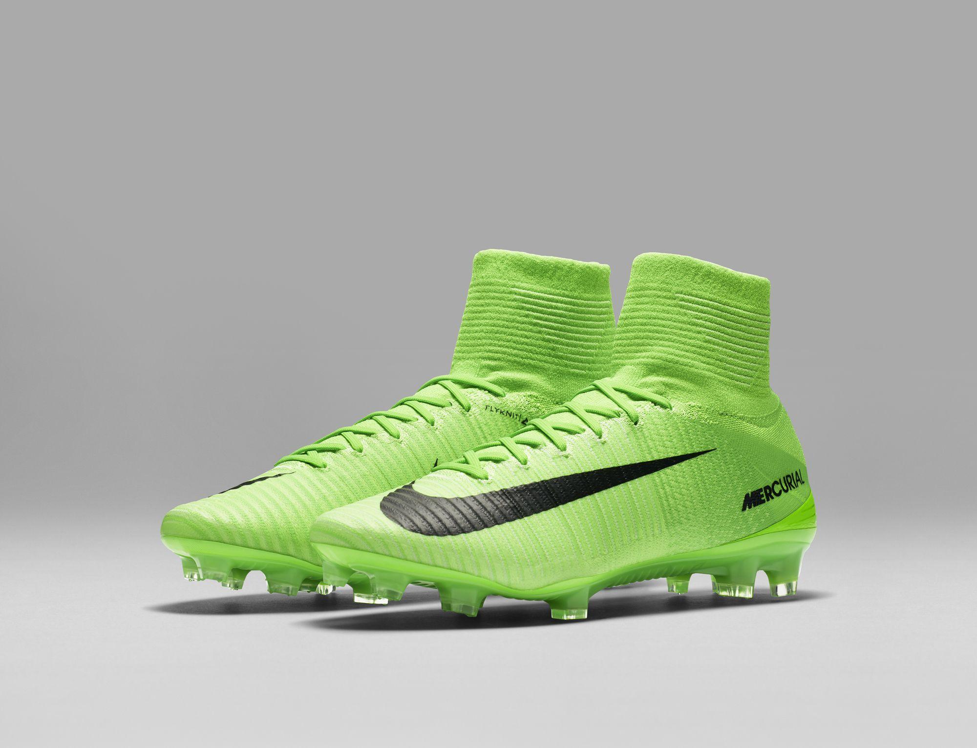 Nike Mercurial Superfly Cr7 2017 Verdes