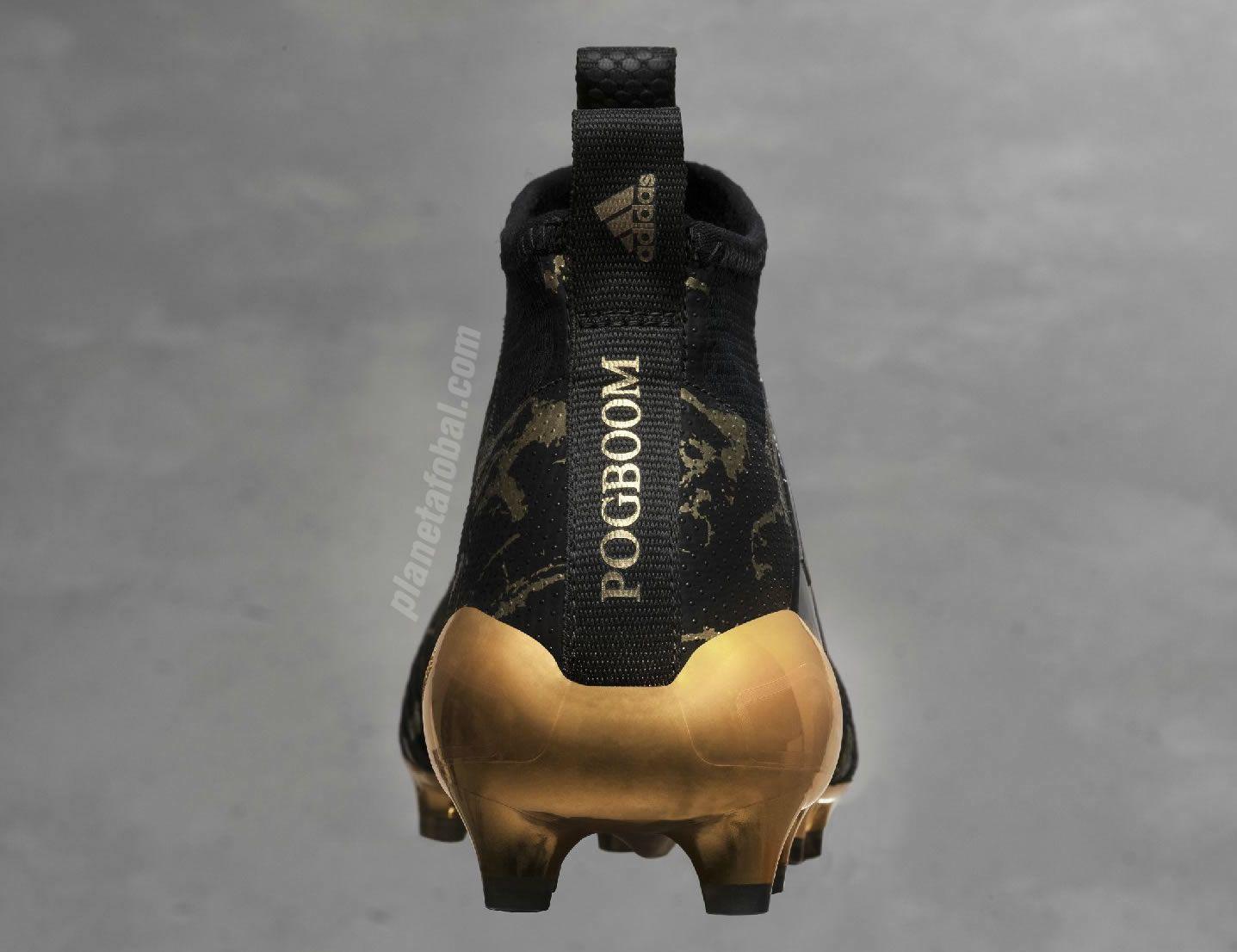 Botines exclusivos de Paul Pogba | Foto Adidas
