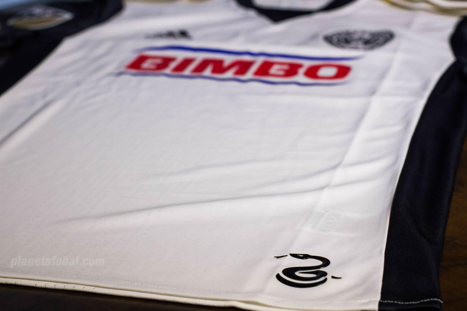 Nueva camiseta suplente de Philadelphia Union para 2017 | Foto web oficial