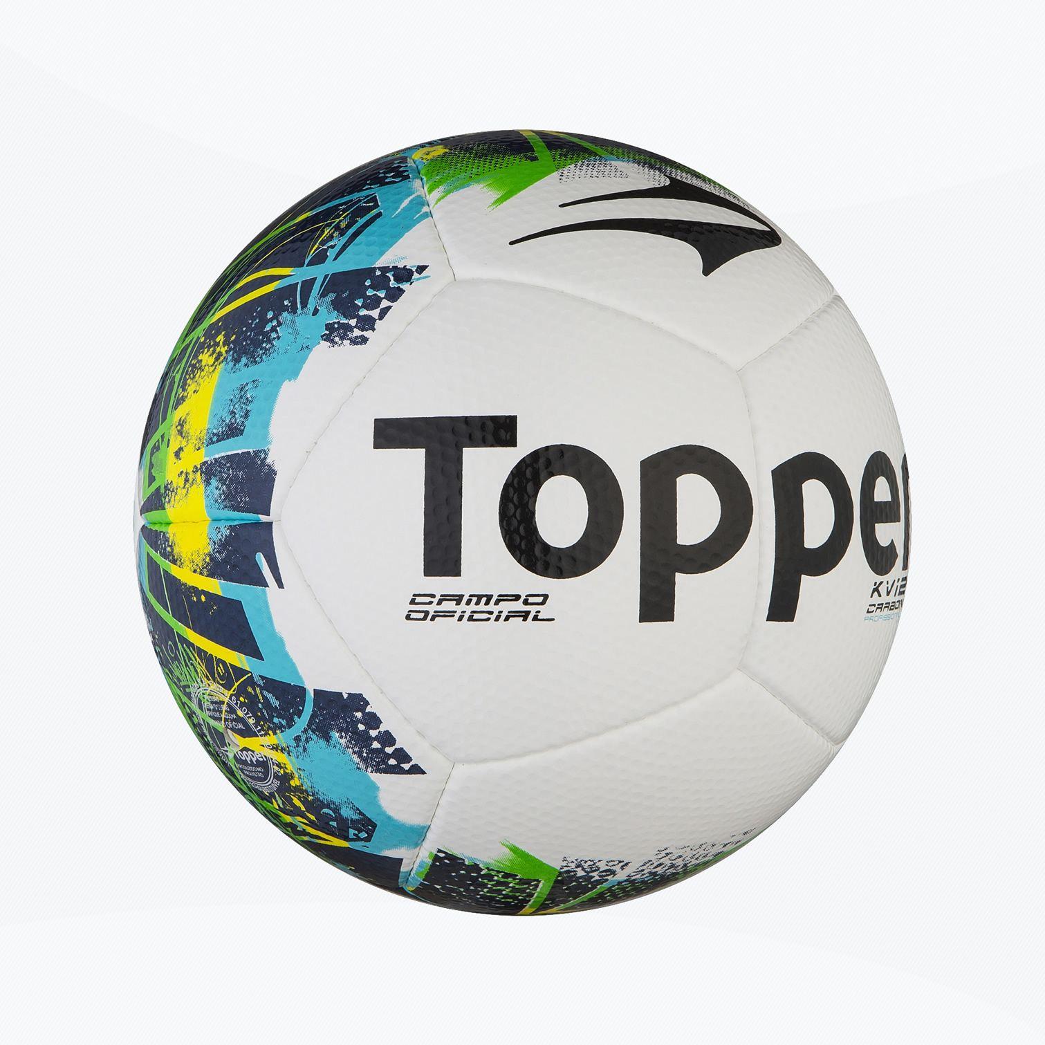 Balón oficial de la Primeira Liga 2017 | Foto Gentileza Topper