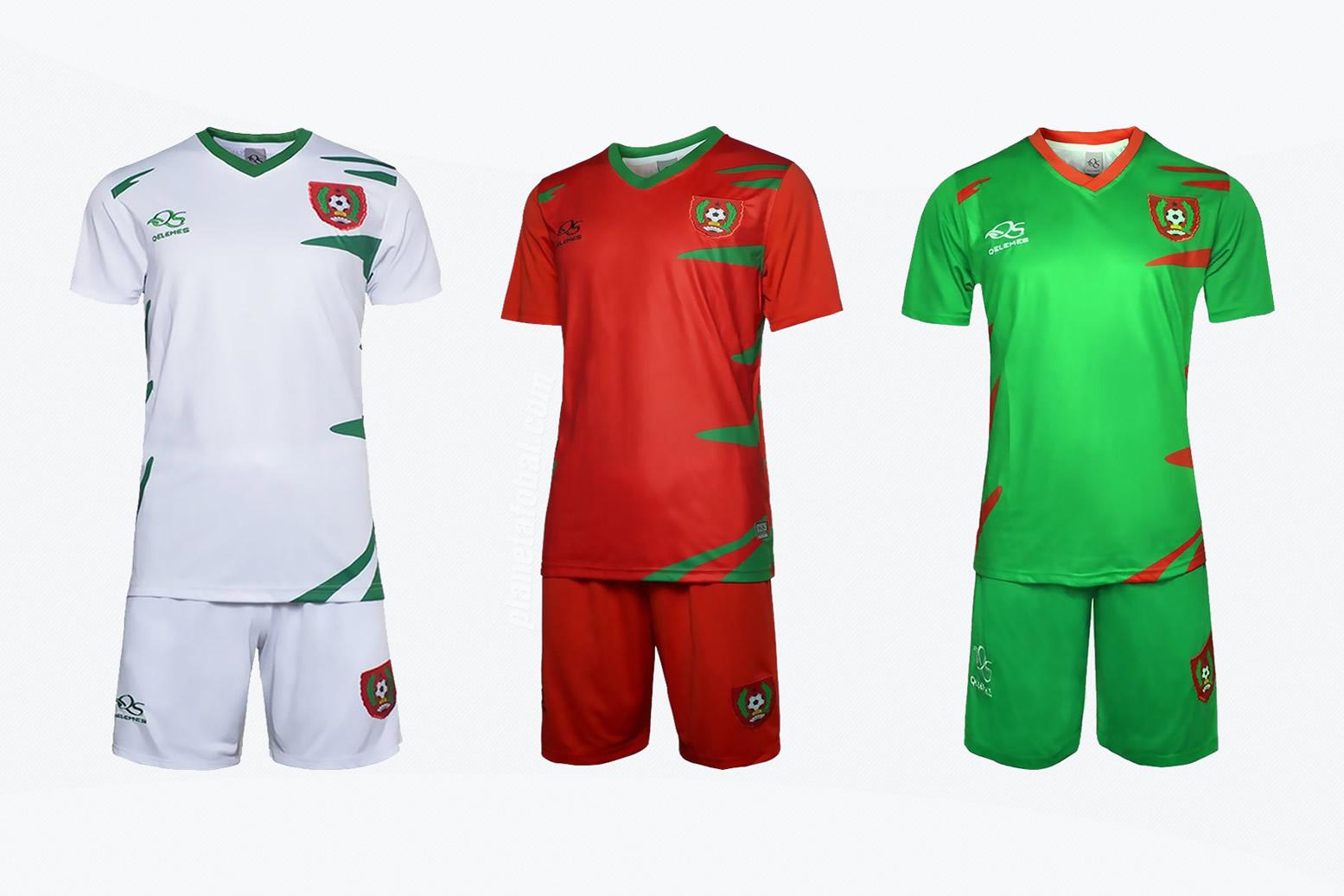 Camisetas de Guinea-Bisáu | Imágenes Qelemes