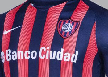 Nueva camiseta de San Lorenzo | Imagen Tienda Oficial