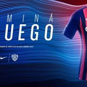 Nueva camiseta de San Lorenzo | Foto Tienda Oficial