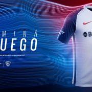 Nueva camiseta suplente de San Lorenzo | Foto Nike