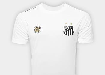 Nueva camiseta del Santos | Imagen Web Oficial