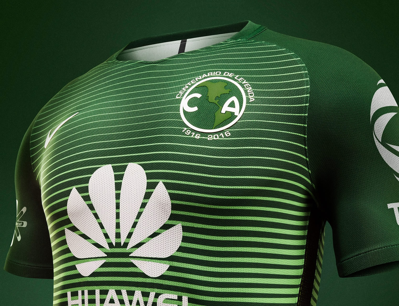 Tercera camiseta del Club América para el Clausura 2017 | Foto Nike México