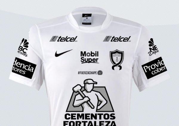 Camiseta especial de los Tuzos | Foto Twitter Oficial
