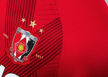 Camiseta titular del Urawa Red Diamonds | Foto Nike