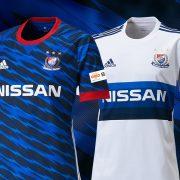 Nuevas casacas del Yokohama F Marinos   Foto Web Oficial