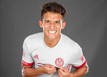 Nueva camiseta del Atlanta United | Foto Captura