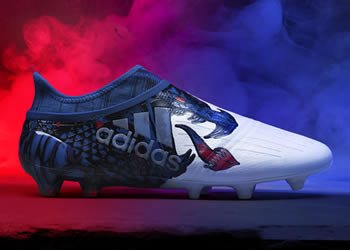 Botines Adidas X16+ PURECHAOS del Dragon Pack | Foto Adidas