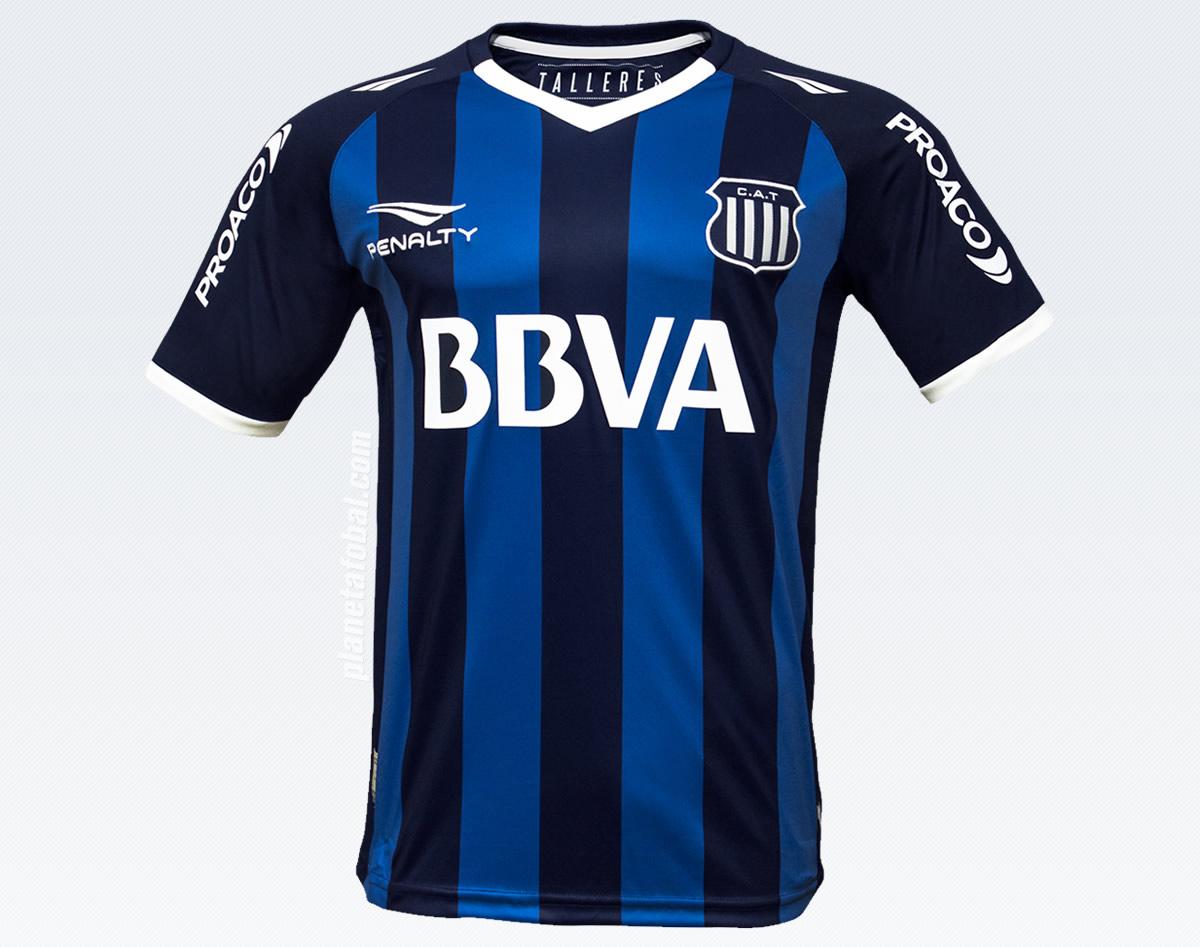 Camiseta alternativa Penalty de Talleres para 2017 | Foto Tienda Oficial