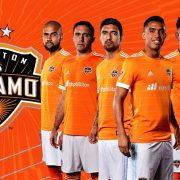 Nueva camiseta titular del Houston Dynamo para 2017 | Foto web oficial