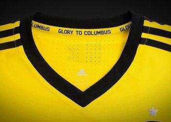 Nueva camiseta del Columbus Crew SC | Foto Web Oficial