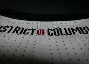 Nueva camiseta del D.C. United | Foto Web Oficial