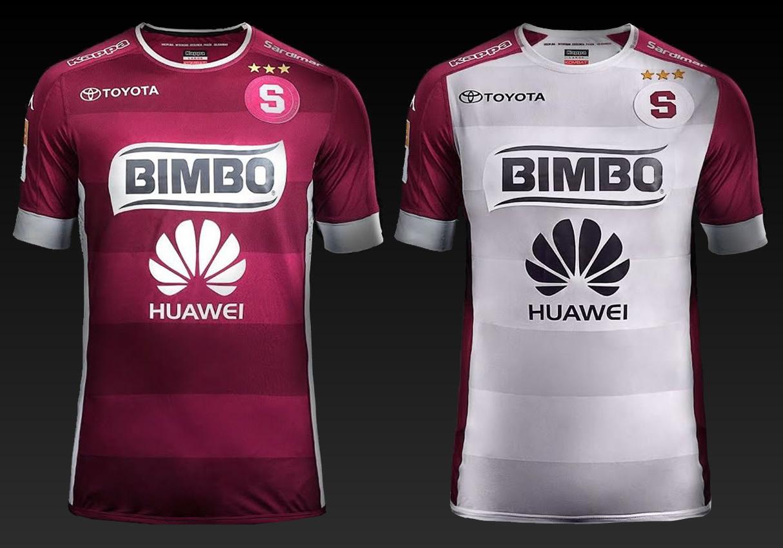 Nuevas camisetas del Saprissa | Imágenes Web Oficial