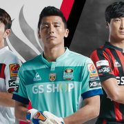 Camisetas para la K League | Foto Web Oficial