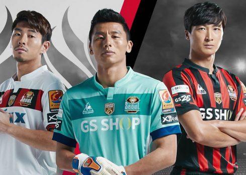 Camisetas para la K League   Foto Web Oficial