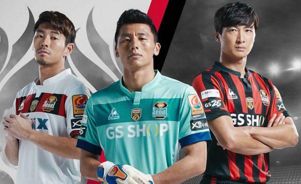 Camisetas para la K League | Foto Web Oficial