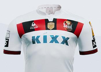 Camiseta suplente K League Classic | Imagen Web Oficial