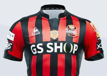Camiseta titular K League Classic | Imagen Web Oficial