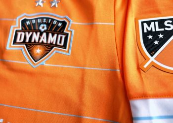 Nueva camiseta del Houston Dynamo para 2017 | Foto web oficial