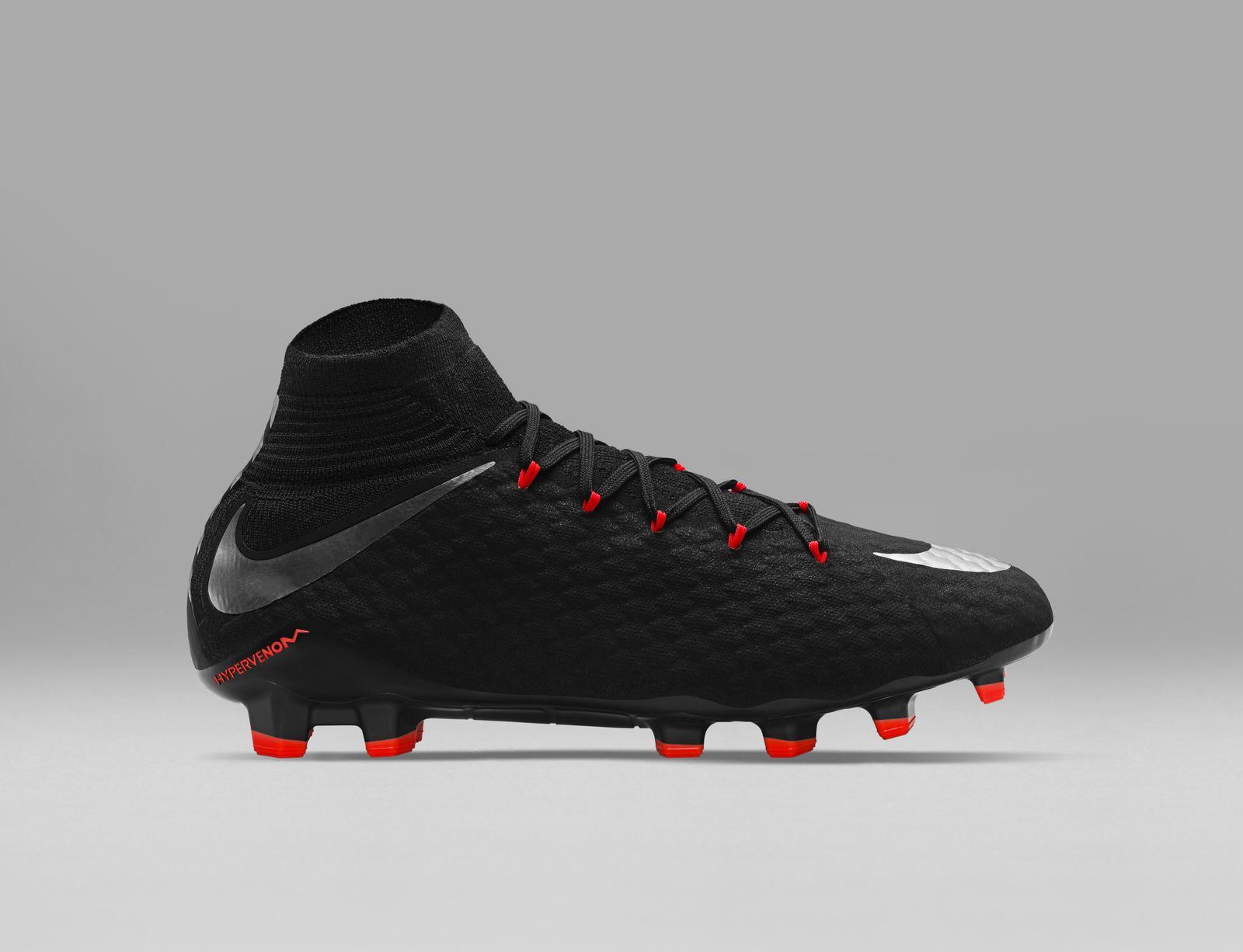 Botines Nike Hypervenom 3 Strike Night 52940f7b4a91f