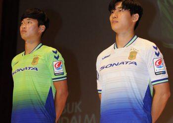 Camisetas del Jeonbuk Hyundai Motors FC | Imágenes Web Oficial