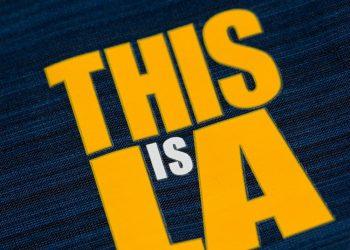 Camiseta suplente de Los Ángeles Galaxy para 2017 | Foto Web Oficial