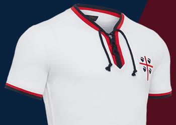 Camiseta especial del Cagliari | Foto Macron