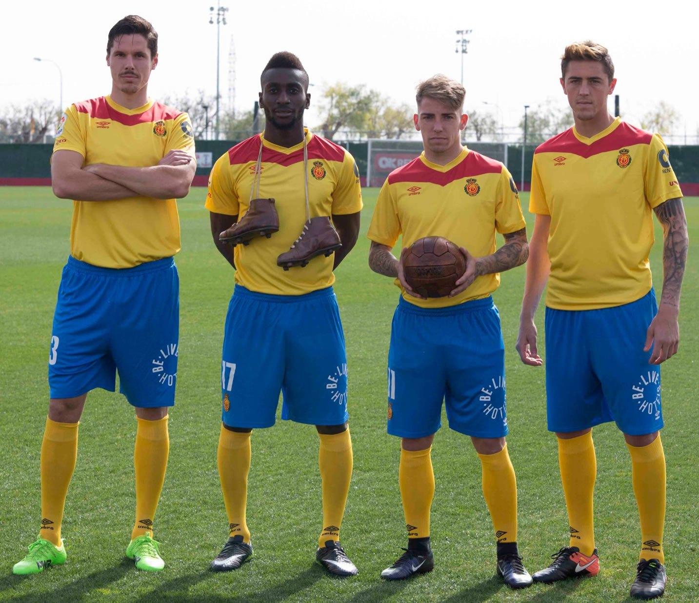 Camiseta especial del Mallorca | Foto Web Oficial