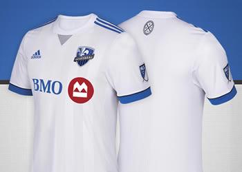 Nueva casaca del Montreal Impact | Foto Web MLS