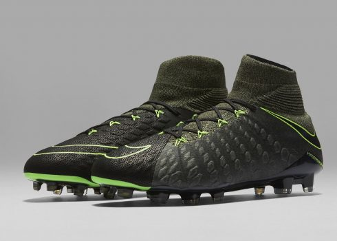 Hypervenom 3 Versión Tech Craft | Foto Nike