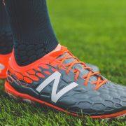 Nueva generación de los botines Visaro | Foto New Balance