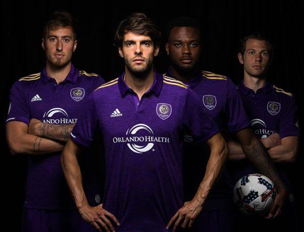 Nueva camiseta del Orlando City | Foto Web Oficial