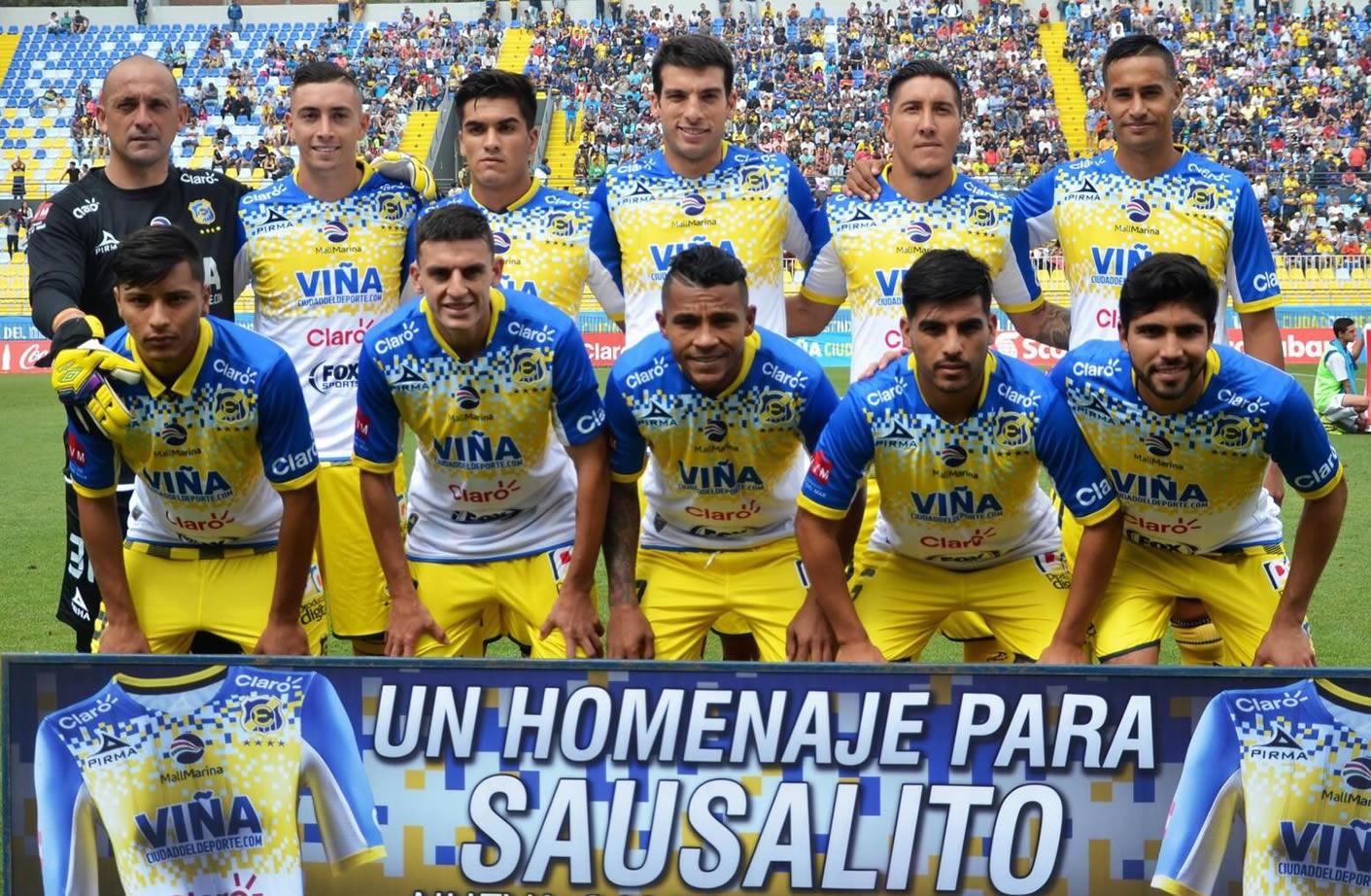 Camiseta homenaje al Sausalito | Foto Web Oficial
