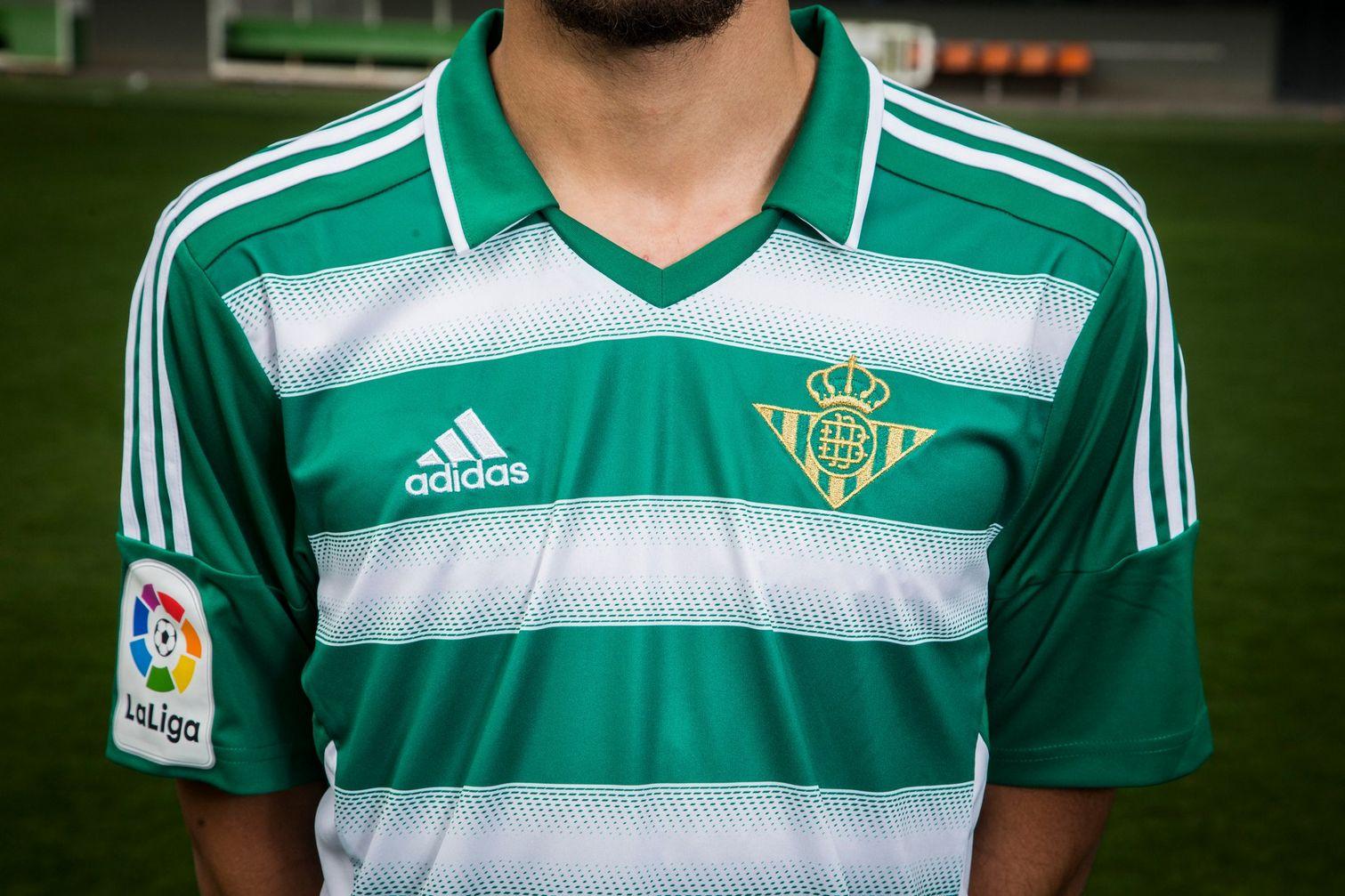 Camiseta especial del Betis | Foto Twitter Oficial