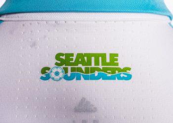 Nueva camiseta del Seattle Sounders | Foto Web Oficial
