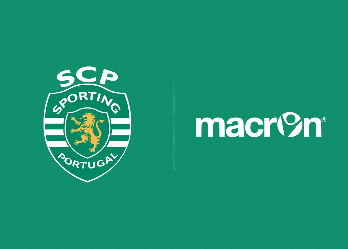 Sporting CP seguirá vistiendo Macron