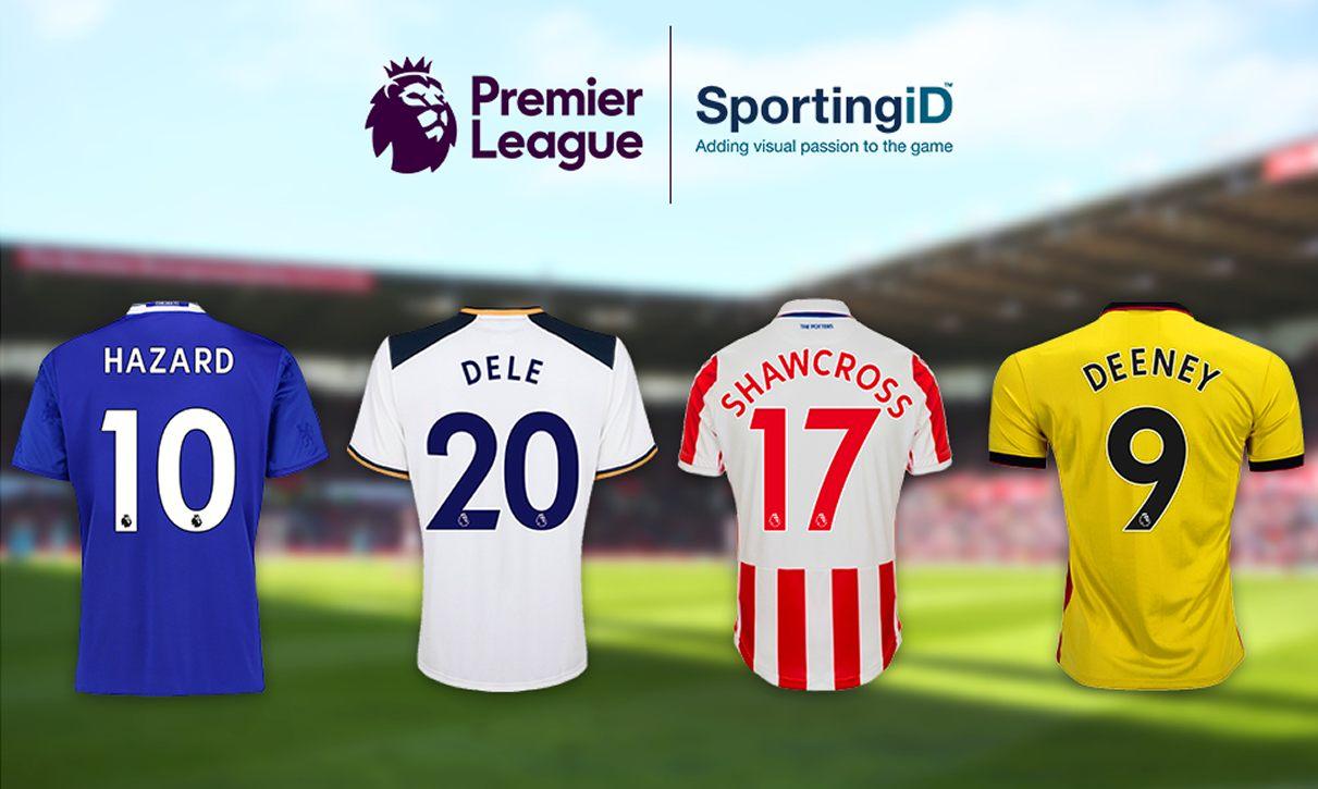 Asi lucirian en los kits actuales | Foto Premier League