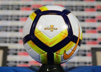 Nuevo balón Nike Ordem 4 Copa de Oro 2017 | Foto Gold Cup
