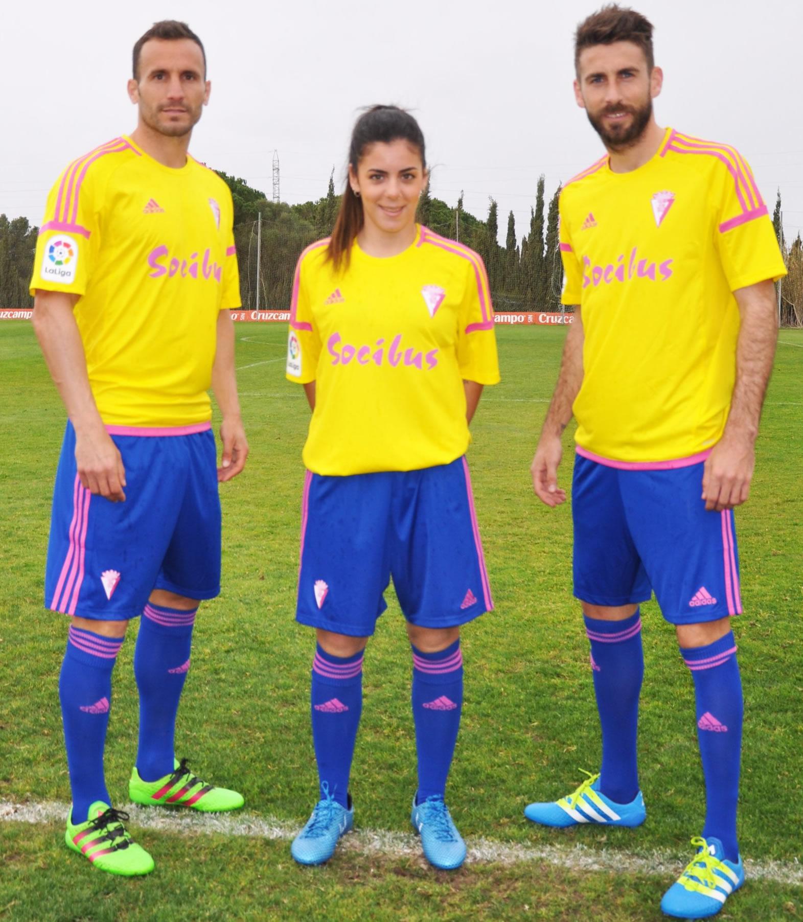 Camiseta especial de Cádiz CF | Foto Web Oficial