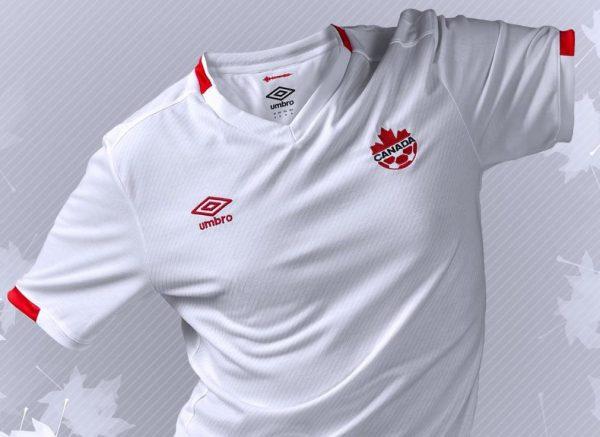 Nueva camiseta suplente de Canadá | Foto Web Oficial