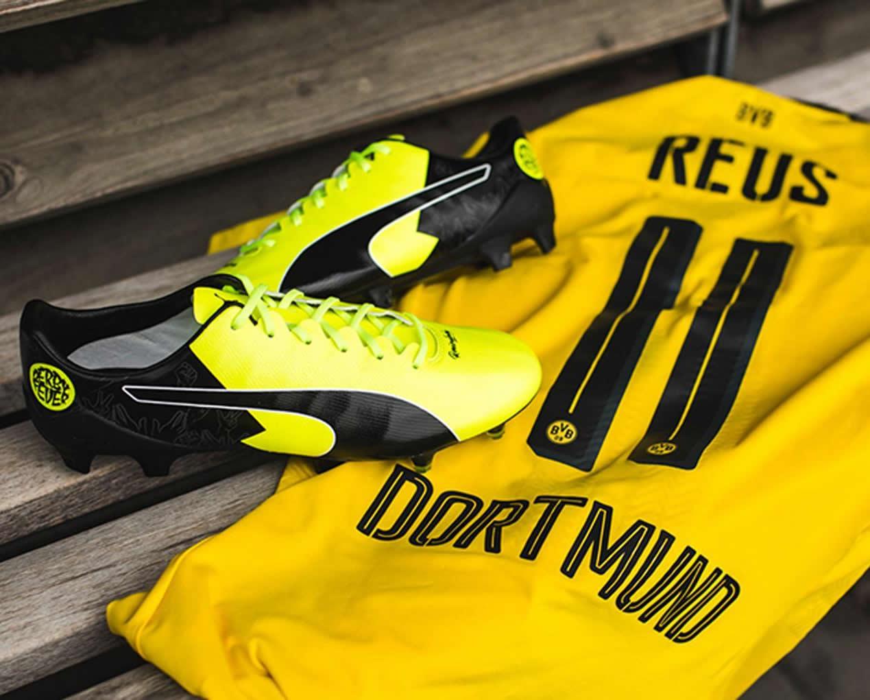 Botines Derby Fever de Marco Reus | Foto Puma