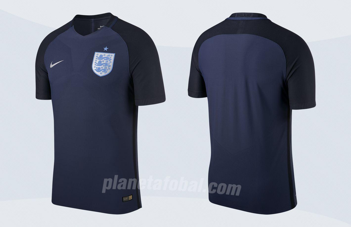 Nueva camiseta suplente de Inglaterra | Imágenes Nike