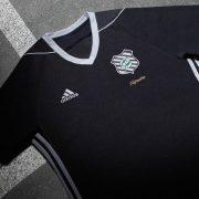 Tercera camiseta del Figueirense | Foto Adidas