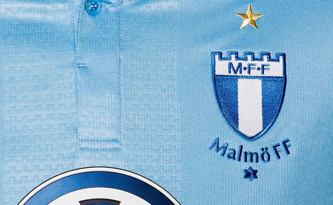 Nueva camiseta del Malmö FF | Foto Web Oficialq