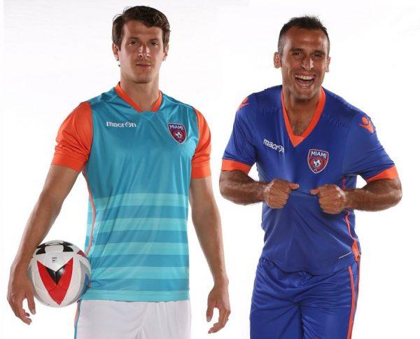 Camisetas del Miami FC | Foto Web Oficial